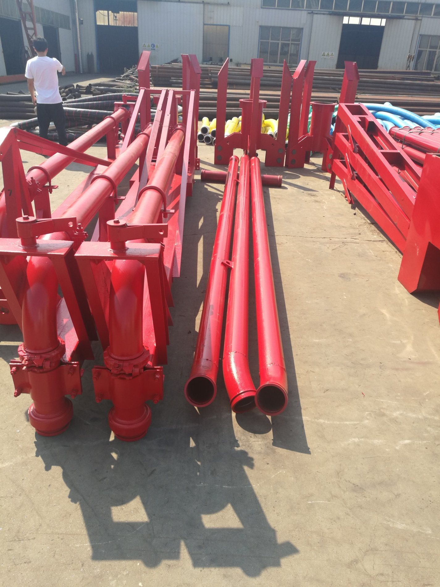 Concrete Placing Boom / Concrete Placer / Concrete Distributor