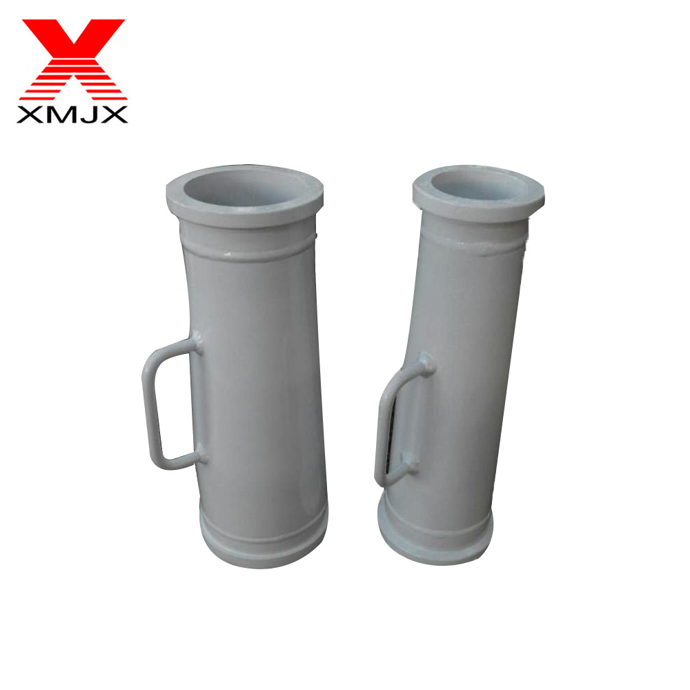 Cheap price Transition set - Chinese Manufacturers 1.2m Concrete Pump Seamless Steel Pipe Reducer – Ximai