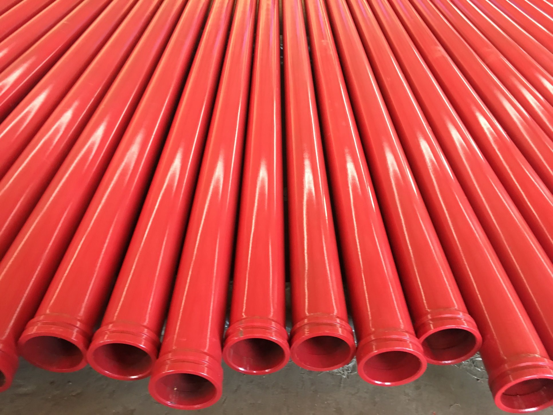 OEM/ODM Supplier clamp - Concrete Pump Parts of Straight Seamless Steel Pipe – Ximai