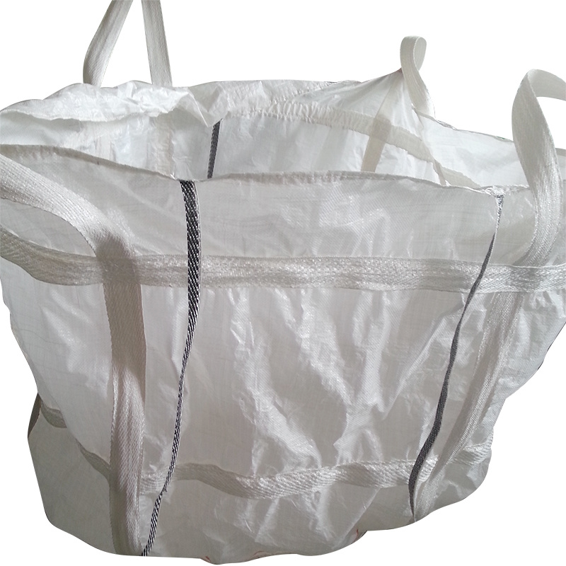 100% New Material PP Bulk Bag Woven Big Bag Ton