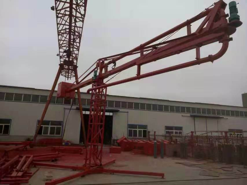 Hydraulic Placing Boom Placer Serving in Concstruction Industry (13M, 15M)