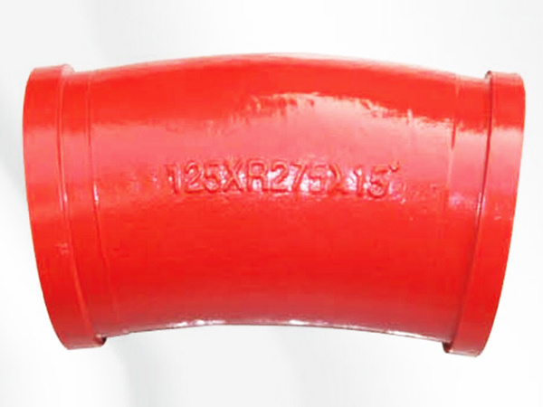 New Delivery for Concrete Washout Bags - Cast Elbow DN125 R275 15degree Used for Concrete Boom Pump – Ximai