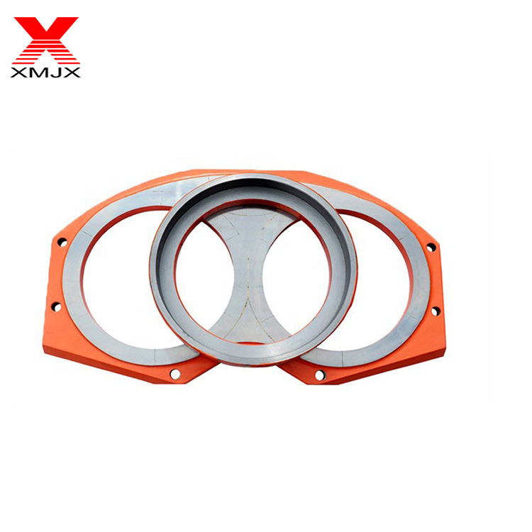 18 Years Factory Hose End Fitting - Carbide Concrete Pump Wear Plate Made in China for Pm – Ximai