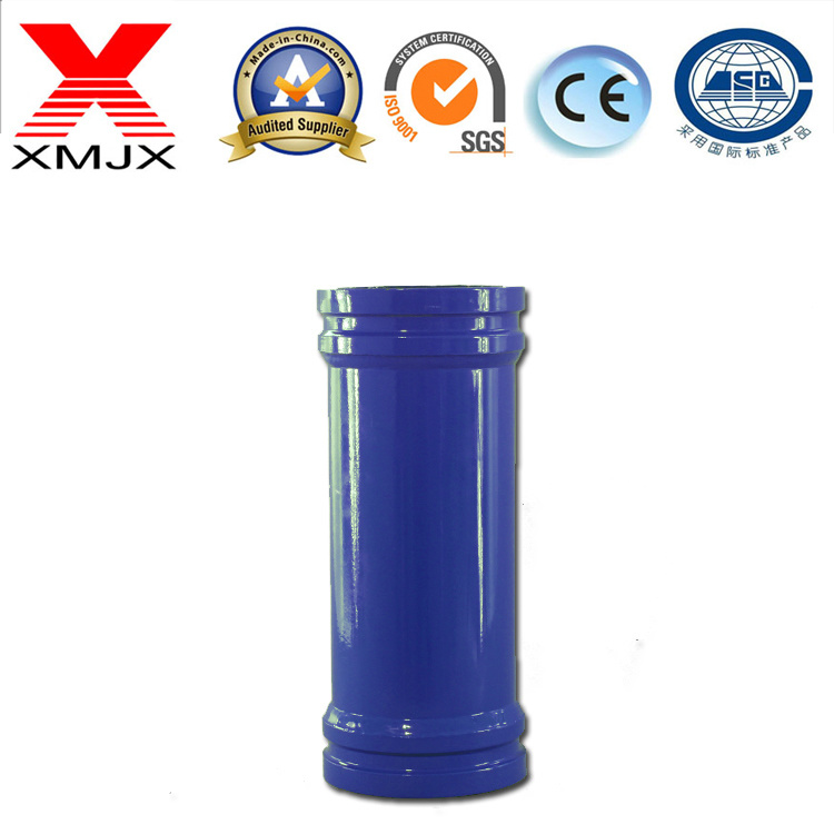 Quality Inspection for Concrete Washout Box - Twin Wall Construction Pipe for Heavy Equipment – Ximai