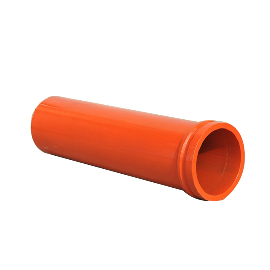 Best quality Schwing Wear plate - Factory Reinforced Concrete Pump Pipe Concrete Delivery Pipe – Ximai