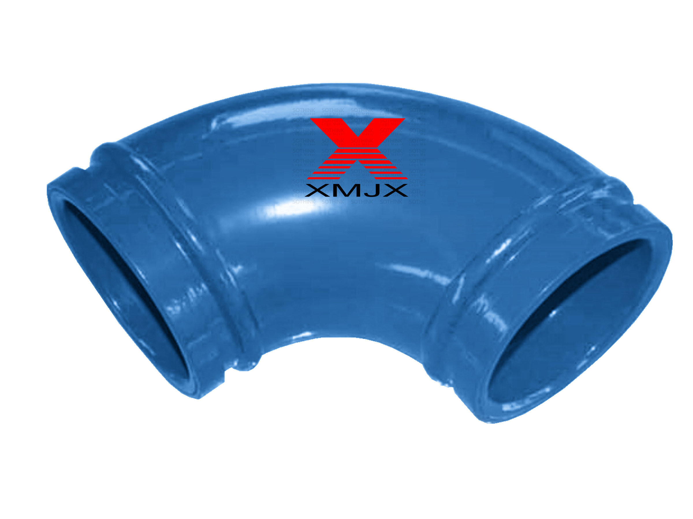Special Price for High Pressure Rubber Hose - Delivery Elbow for Concrete Placing Boom or Truck-Mounted Boom Pump – Ximai