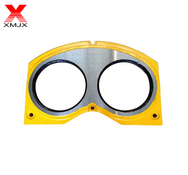 Cheap PriceList for Schwing - Schwing Zoomlion Concrete Pump Wear Plate/Cut Ring – Ximai