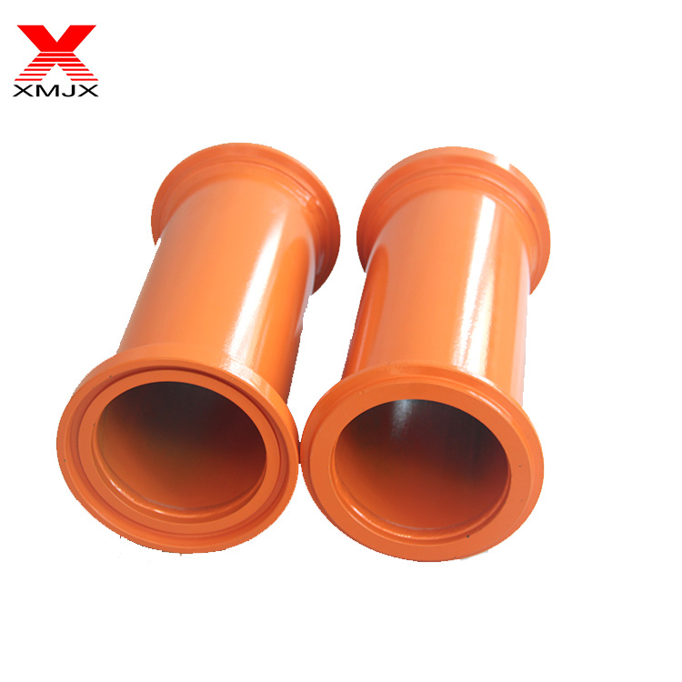 Short Lead Time for Concrete Pump Hose - Concrete Pump Pipeline Twin Wall Pipe Used for Boom Pump – Ximai