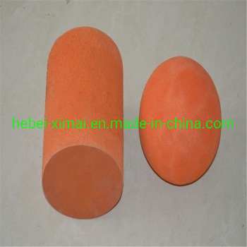 "OEM/ODM China Pumping Equipment - Ximai Concrete Pump Spare Parts Cleaning Sponge Ball (2""~6"") – Ximai"