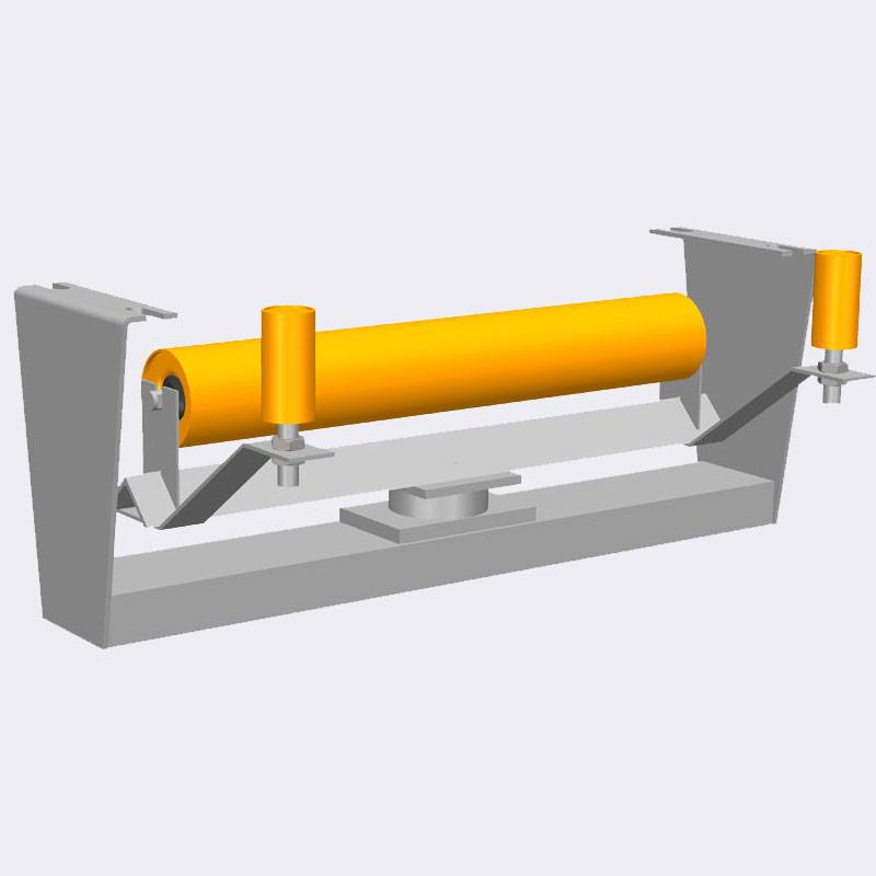 High Performance Belt Conveyor Idler Factory - Self-Aligning Return Idler – Joyroll