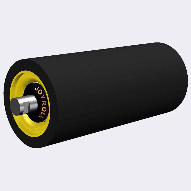 2020 New Style Coated Rollers - Rubber Lagging Roller – Joyroll