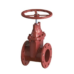3248 AWWA C515 NRS Resilient Seated Gate Valve