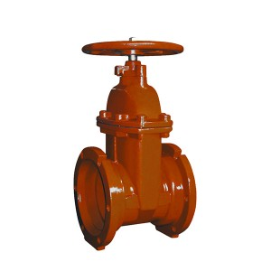 3648 AWWA C515 NRS Resilient Seated Gate Valve