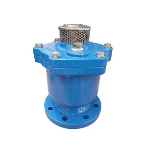 9100 Single Orifice Air Relief Valve