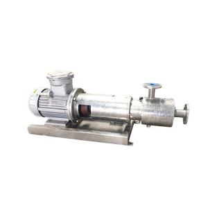 BZ Pipeline Emulsion Pump