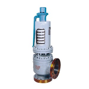 High tmperaure and high pressure safety valve