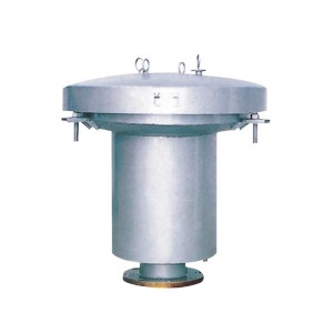 Liquid-pressure safety valve
