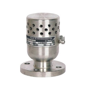 Vacuum negative- pressure safety valve