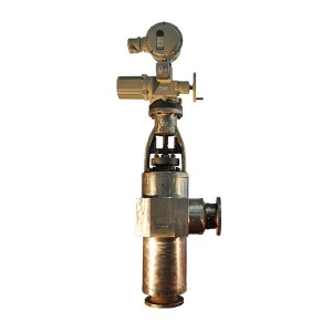 Water level control valve for water tank