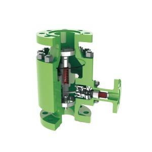 ZDL Series Automatic recirculation control valve