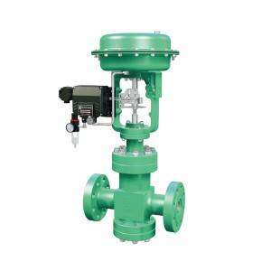 ZHD Series (Electric or Pneumatic) Minimum Flow Control Valve