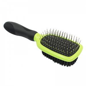 Professional Double Side Dog Grooming Brush