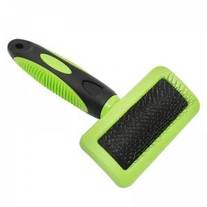 Good Quality Dog Brush - Slicker Brush For Long Haired Dogs – Kudi