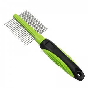 Two Sided Pet Grooming Comb