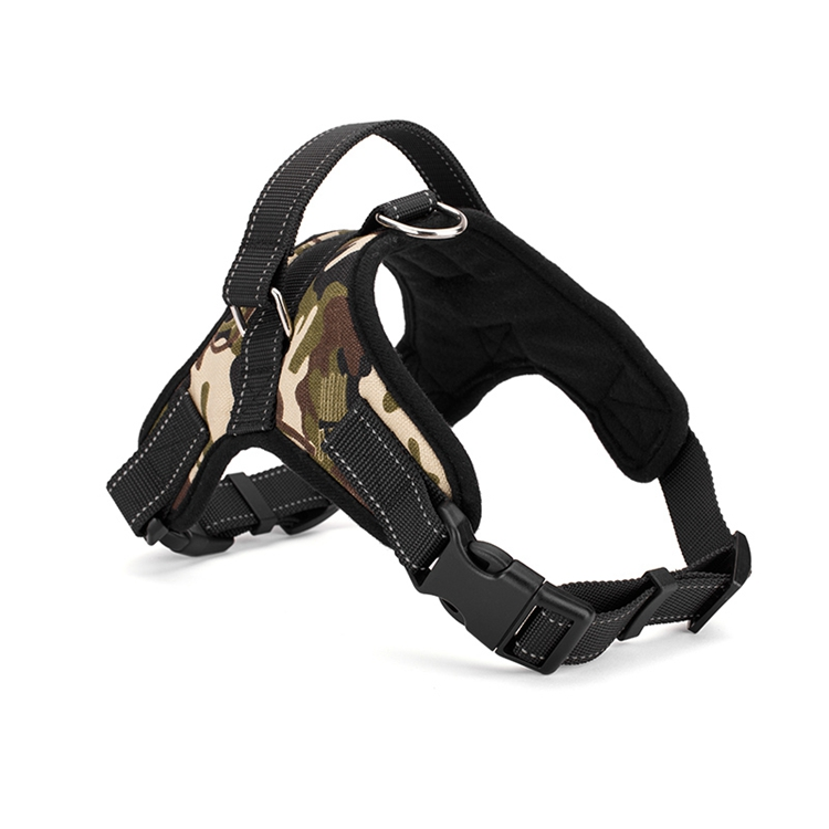 Adjustable Oxford Dog Harness