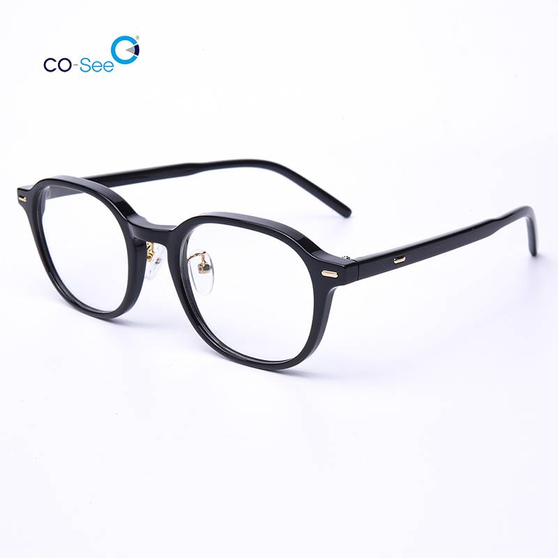 Ordinary Discount Fashion Optical Frame – Plenty in Stock Popular Transparent Popular Clear PC Eyeglass Optical Glasses Frame – Co-See