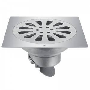Ordinary Discount 30 Stainless Steel Sink - floor drain of 304 stainless steel – Chengpai
