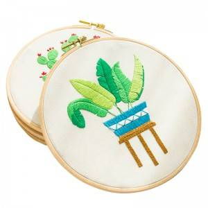 Cheap price Hand Embroidering - 511118 – Yiwu Embroidery