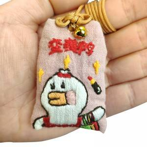 PriceList for Modern Hand Embroidery Kits - lucky amulet Textile & Fabric Crafts Shrine Lucky bag Amulet 512533 – Yiwu Embroidery