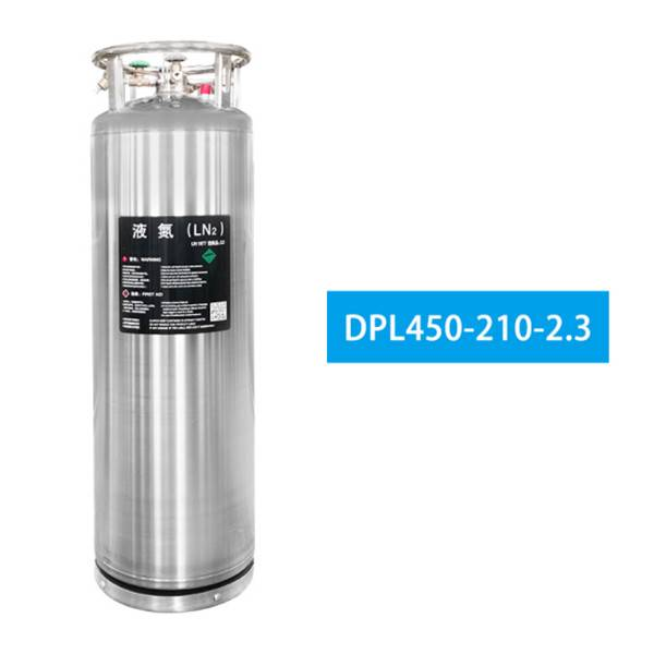 Bottom price Dry Shipper Dewar - Liquid Nitrogen Bottle – Runfeng