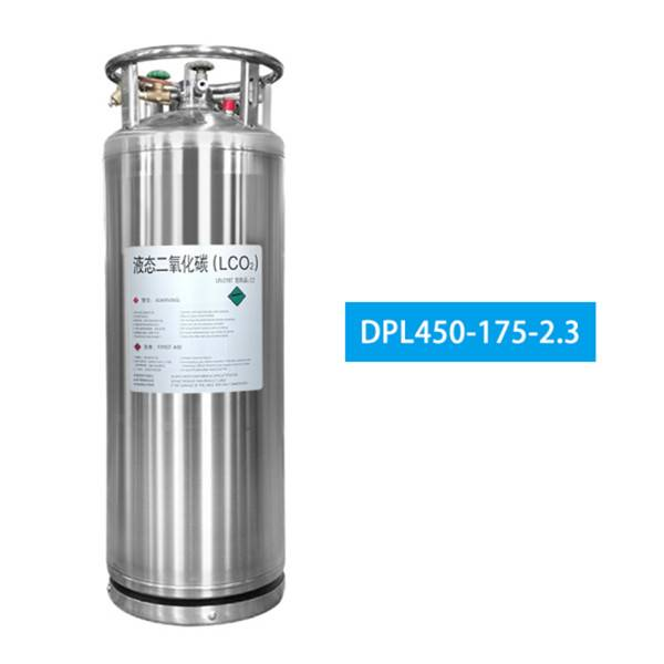 Wholesale Price Nitrogen Dewar Tank - Liquid Carbon Dioxide Bottle – Runfeng Featured Image