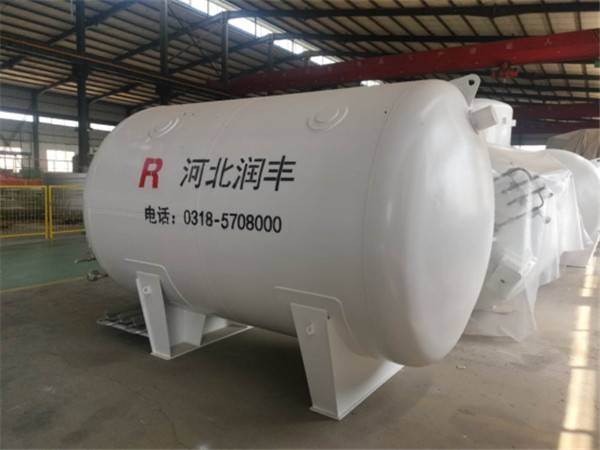 Horizontal storage tank2833