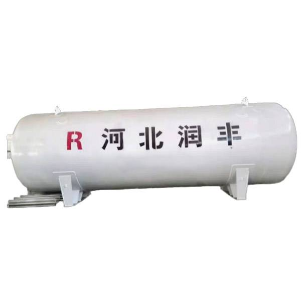 Factory wholesale Carbon Dioxide Storage Tank - Horizontal Storage Tank – Runfeng