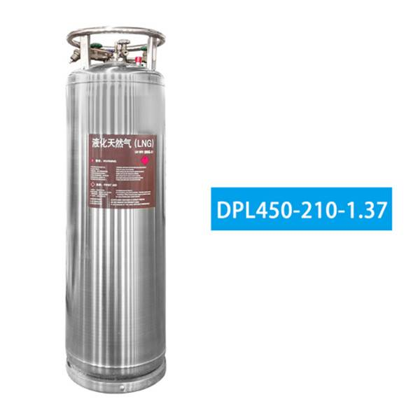 Factory wholesale Dewar Nitrogen Tank - Lng Bottle – Runfeng