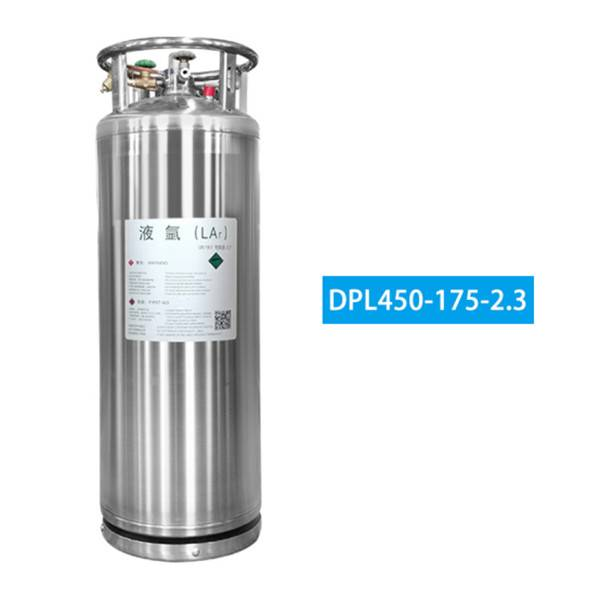 Factory Supply Liquid Oxygen Dewar For Sale - Liquid Argon Cylinde – Runfeng