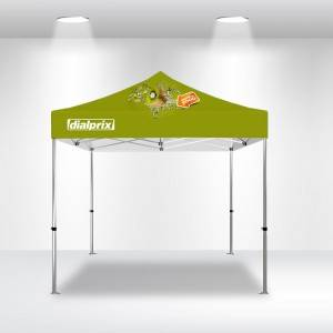 10×10 Full Color Printed Advertising Tent