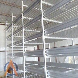 Reasonable price Aluminum Extendable Platform - Aluminum Growing Mushrooms Shelves – YSXF