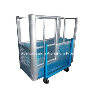 OEM Factory for Used Aluminium Ladders For Sale - Aluminum Aerial Working Platform – YSXF