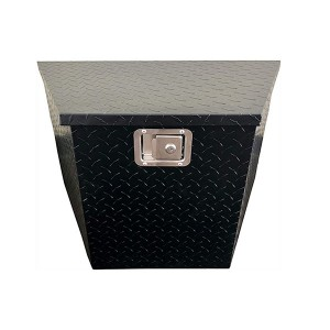 Special Price for Large Diamond Plate Storage Box - Aluminum Alloy Toolbox – YSXF