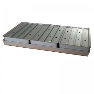 Factory wholesale Aluminum Trailer Tongue Tool Box - Frozen Food Industry Aluminum Products – YSXF