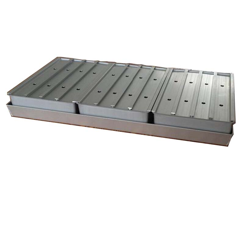 OEM/ODM Manufacturer Aluminium Tool Case - Frozen Food Industry Aluminum Products – YSXF