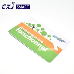 2020 wholesale price Uhf Rfid Cards - Manufacturer rfid smart NXP MIFARE Plus 2K 4k card – Chuangxinji