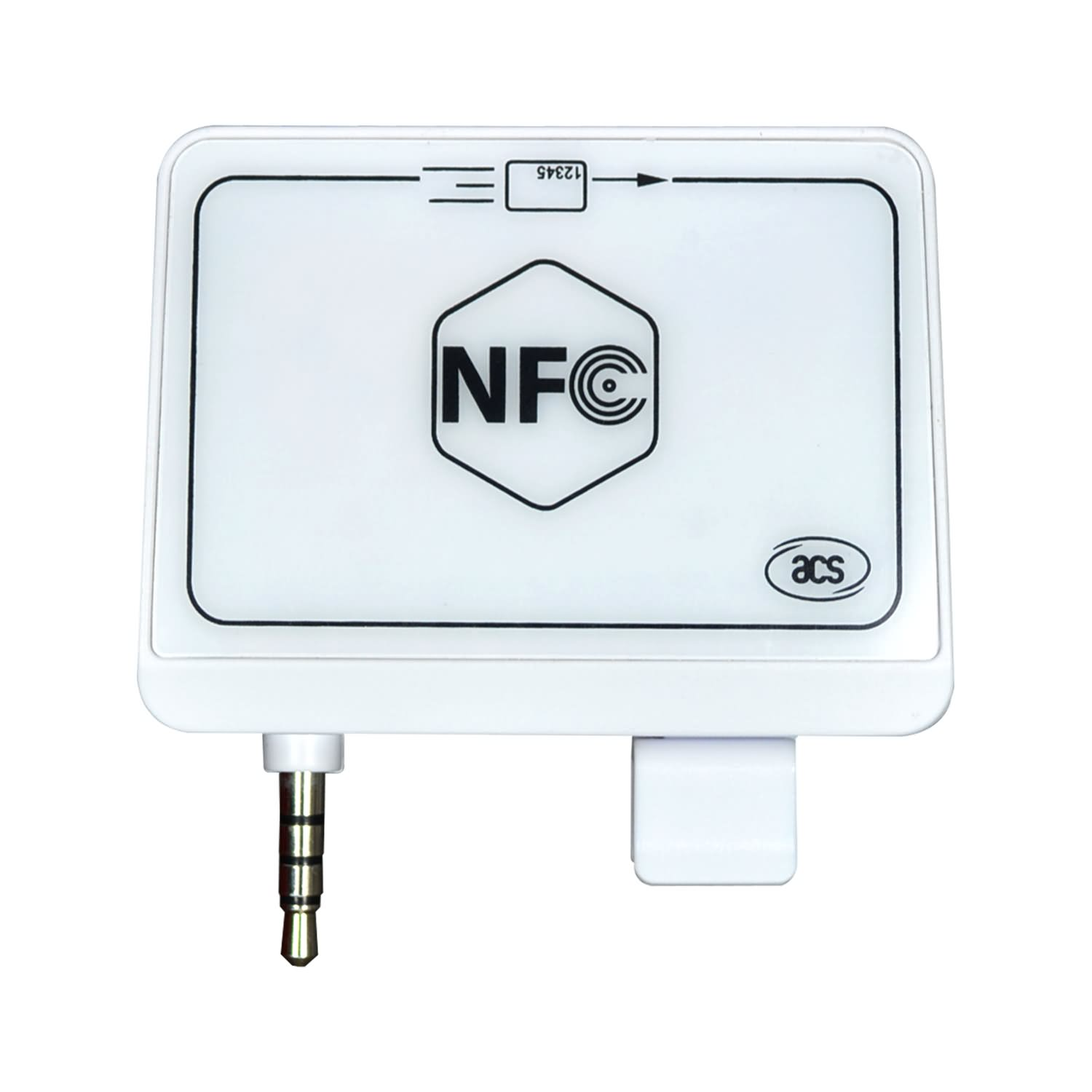 ACR35 NFC Mobile Mate Card Reader Featured Image