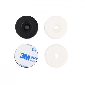 Security Ntag213 rfid patrol anti-metal coin to...