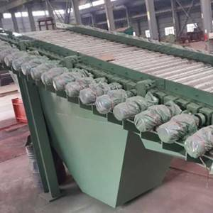 New Arrival China Vibrating Arc Screen - CGS gap adjustable roller screen – Chengxin