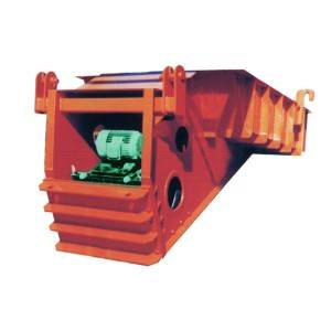 Czg double mass vibrating feeder